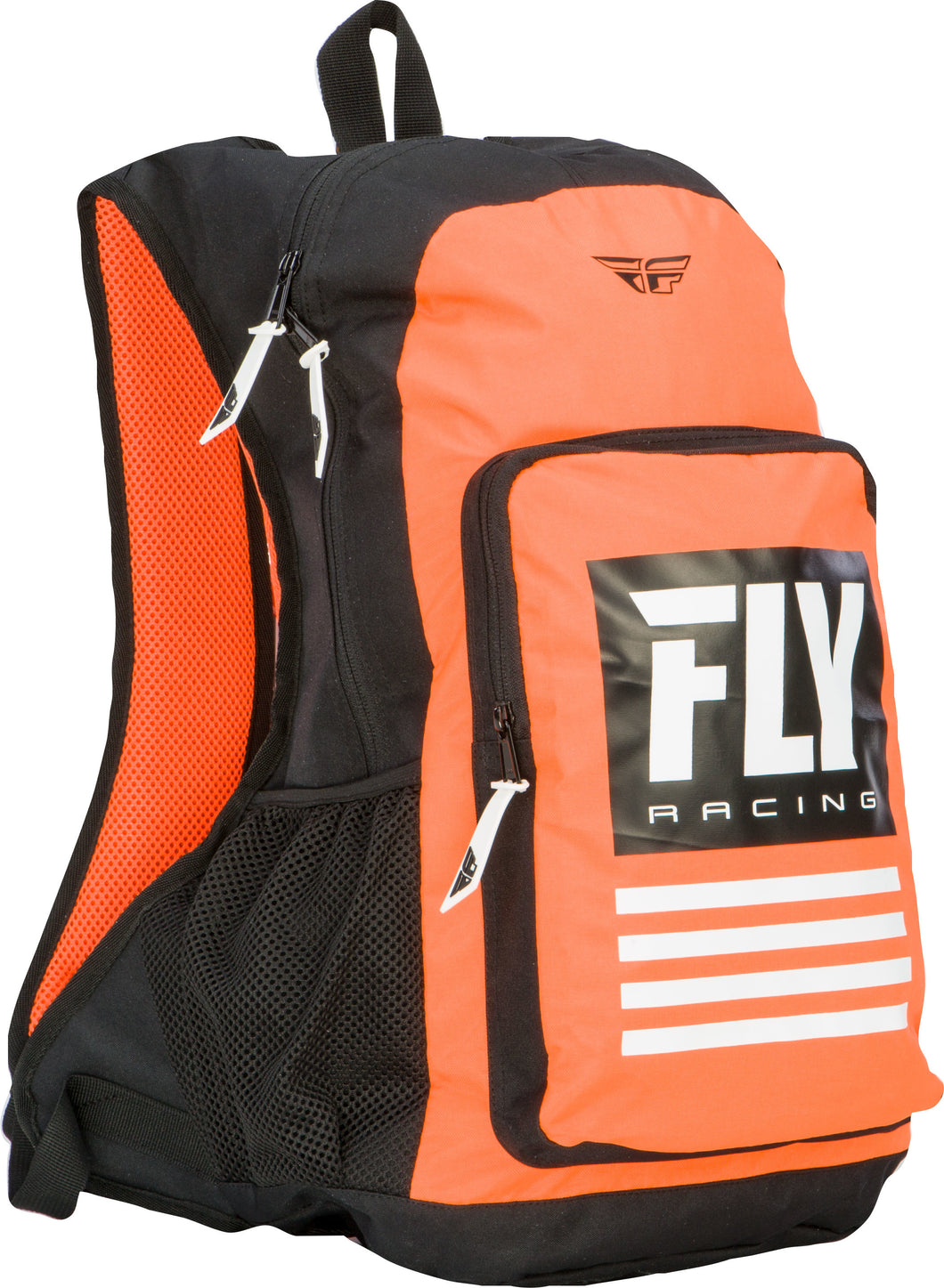 JUMP PACK BACKPACK ORANGE/BLACK