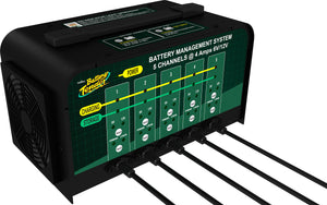 5 Bank Battery Charger