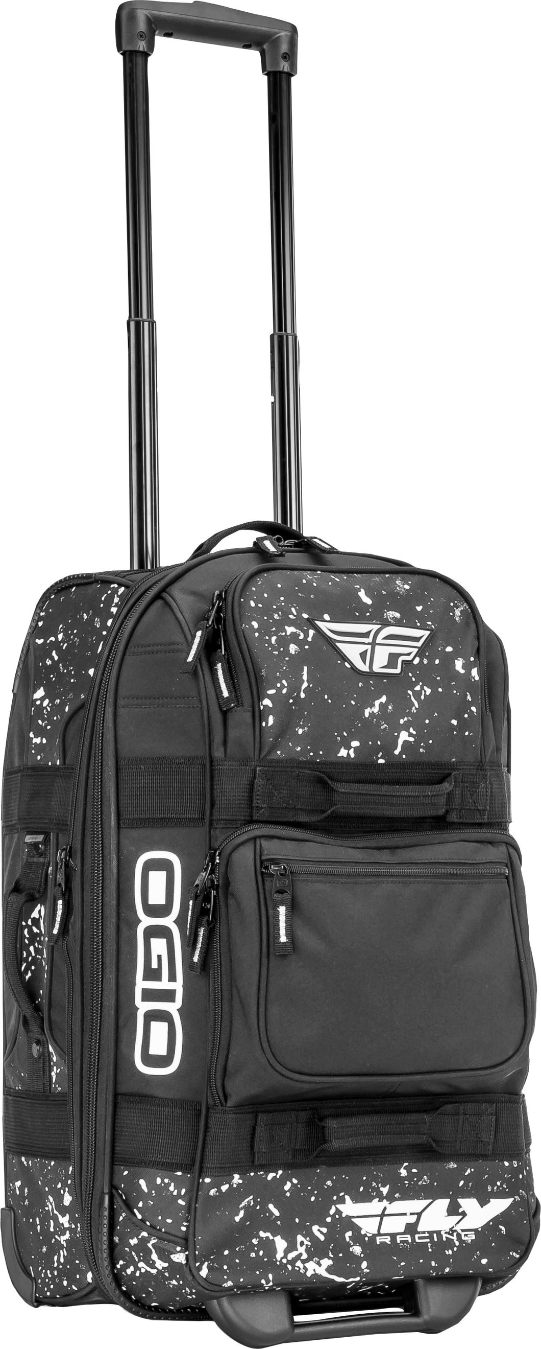 OGIO LAYOVER BAG BLACK/WHITE