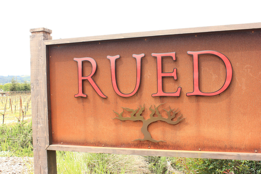 Rued Winery - Dry Creek Sonoma