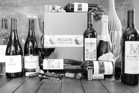 Region Wine Club Box Set