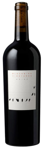 Blackbird Vineyards 2014 Red Wine - Region Wine Club LLC
