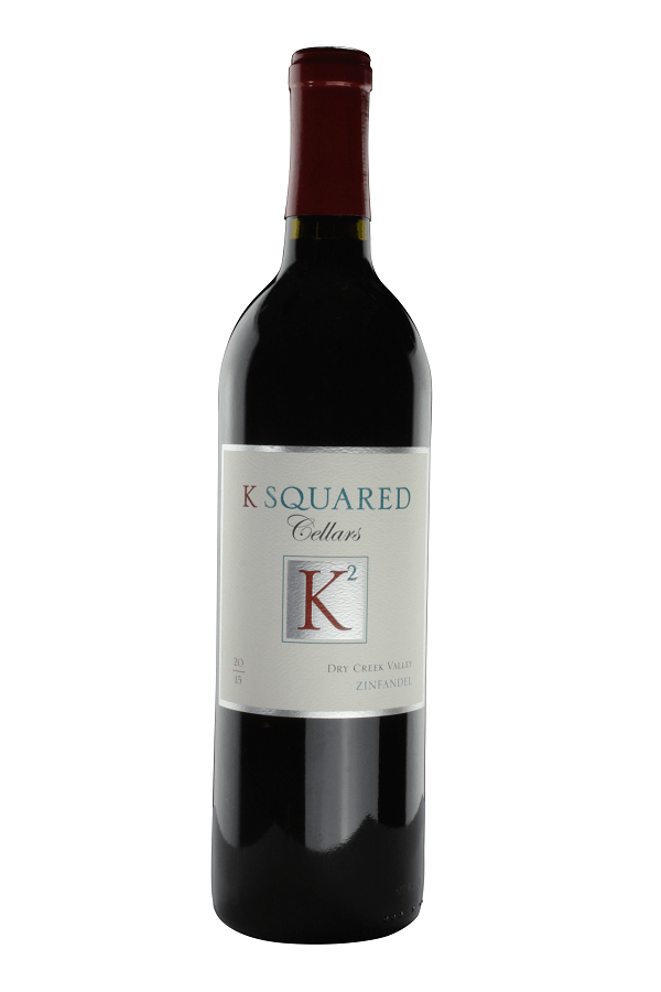 K Squared 2015 Zinfandel Dry Creek, Ca. - Region Wine Club LLC