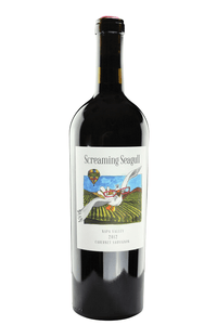 2012 Screaming Seagull Napa Valley Cabernet Sauvignon - Region Wine Club LLC