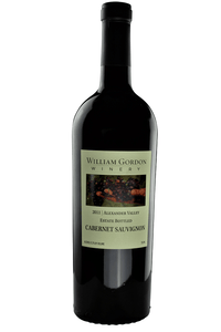William Gordon 2011 Cabernet Sauvignon Alexander Valley - Region Wine Club LLC