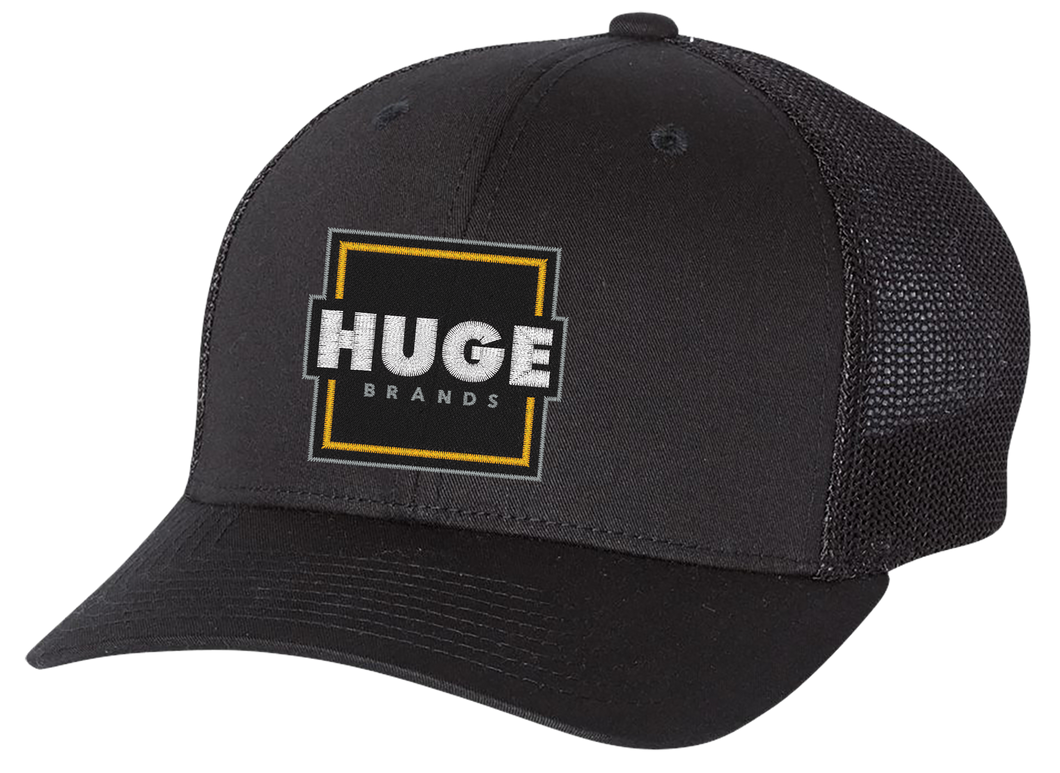 Trucker Hat - Primary Logo