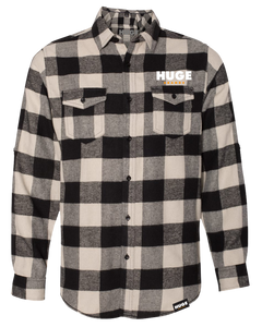 Huge Brands Flannel