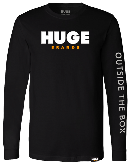 Long Sleeve Sleeve T-Shirt - Wordmark Logo