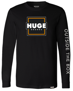 Long Sleeve Sleeve T-Shirt - Primary Logo