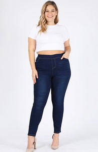High Waist Jeggings 7