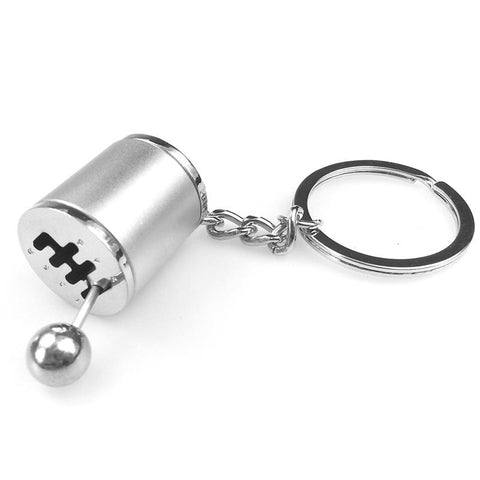 Image of Gear Shift Keychain