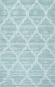 nuLOOM Hand Tufted Maybell Moss Area Rug