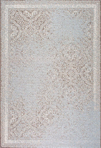 nuLOOM Camelia Distressed Floral Outdoor OCAV10A Area Rug