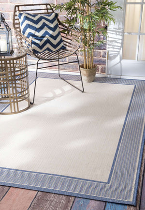 nuLOOM Machine Made Outdoor Gris OWDN05C Area Rug