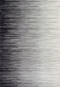 nuLOOM Lexie Black Area Rug