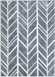 Anji Mountain Alder Gray Area Rug