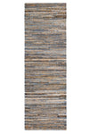 Anji Mountain American Graffiti Denim & Jute Area Rug