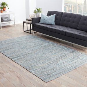 Jaipur Living Ann ANN02 Blue Solids/Heather Area Rug