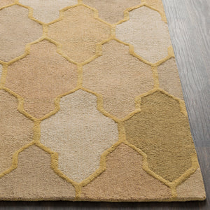 Surya Pollack Transitional Neutral AWAH-2039 Area Rug