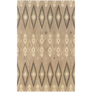 Oriental Weavers Anastasia Beige/Ivory Abstract 68001 Area Rug