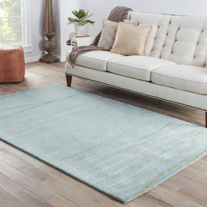 Jaipur Living Baroque BQ30 Blue Novelty Area Rug