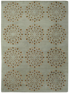 Surya Bombay BST428 Grey/Brown Contemporary Area Rug