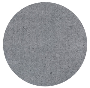 Kas Rugs Bliss 1557 Grey Shag Area Rug