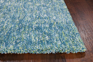 Kas Rugs Bliss 1588 Seafoam Heather Area Rug