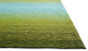 Jaipur Living Catalina CAT30 Green Abstract Area Rug
