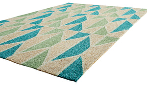 Jaipur Living Catalina CAT35 Neutral Geometric Area Rug