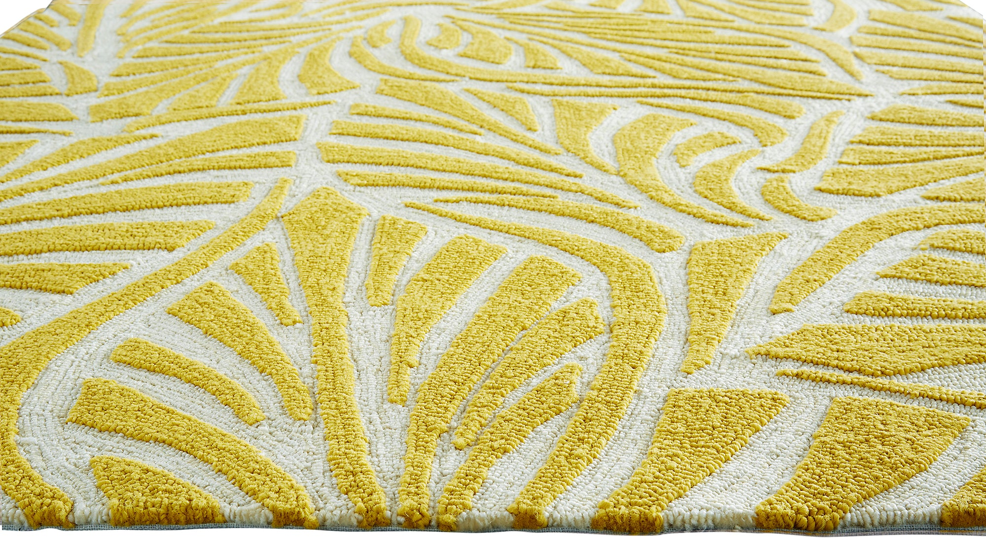 Jaipur Living Coastal Lagoon COL64 Yellow/Gold Novelty Area Rug