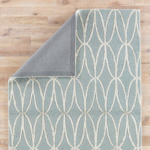 Jaipur Living City CT100 Gray/Silver Geometric Area Rug