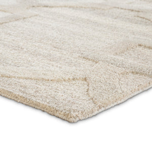 Jaipur Living City CT104 Neutral Geometric Area Rug