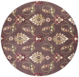 Kas Rugs Cambridge 7363 Plum Palazzo Area Rug
