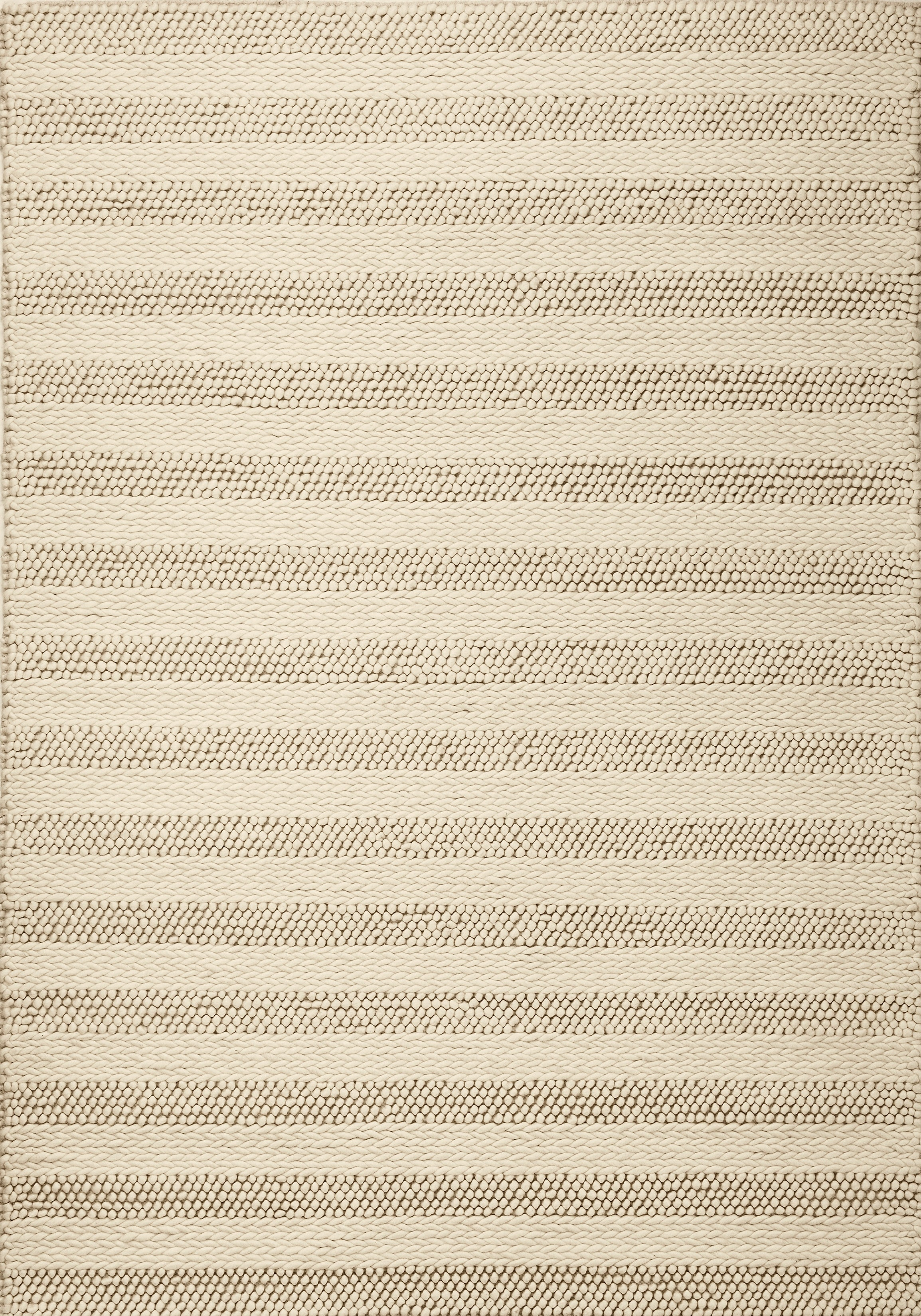 Kas Rugs Cortico 6155 Winter White Area Rug