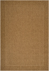 Surya Elements ELT1004 Brown Outdoor Area Rug