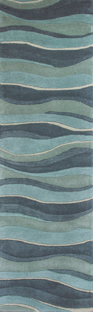Kas Rugs Eternity 1053 Ocean Landscapes Area Rug