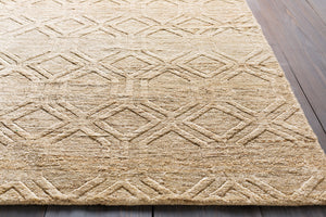 Surya Galloway GLO1008 Neutral/Brown Natural Fiber and Texture Area Rug