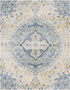 Surya Harput Transitional Blue HAP-1048 Area Rug