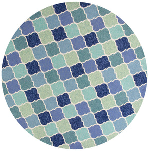 Kas Rugs Harbor 4231 Blue Stella Area Rug