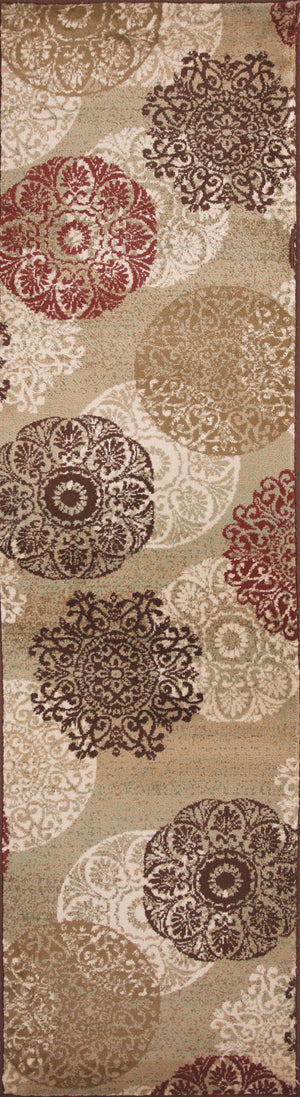 Kas Rugs Heritage 9353 Sand Traditions Area Rug