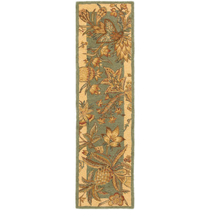 Oriental Weavers Huntley Blue/Ivory Floral 19103 Area Rug