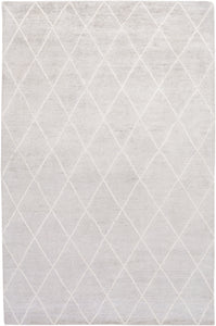 Surya Jaque JAQ4002 Neutral Geometric Area Rug