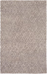Surya Javier JAV1000 Brown/White Shag Area Rug