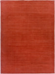 Surya Mystique M332 Orange Tone on Tone Area Rug