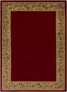 Surya Marash MAH4610 Dark Red/Khaki Area Rug