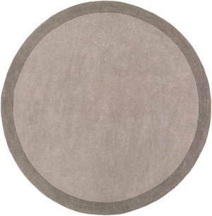 Surya Madison Square MDS1000 Grey Designer Area Rug
