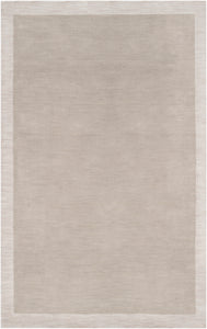 Surya Madison Square MDS1001 Grey/Neutral Designer Area Rug