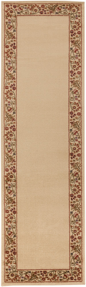 Surya Midtown MID4742 Brown/Red Transitional Area Rug
