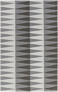 Surya MOD POP MPP4514 Grey Geometric Area Rug